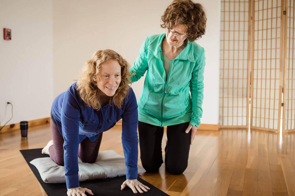 Carol Day Young, PhD & Yoga Therapist
