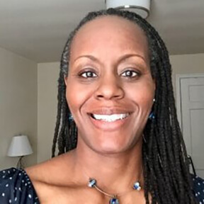 Shervon Laurice, Licensed Clinical Professional Counselor & Yoga Therapist